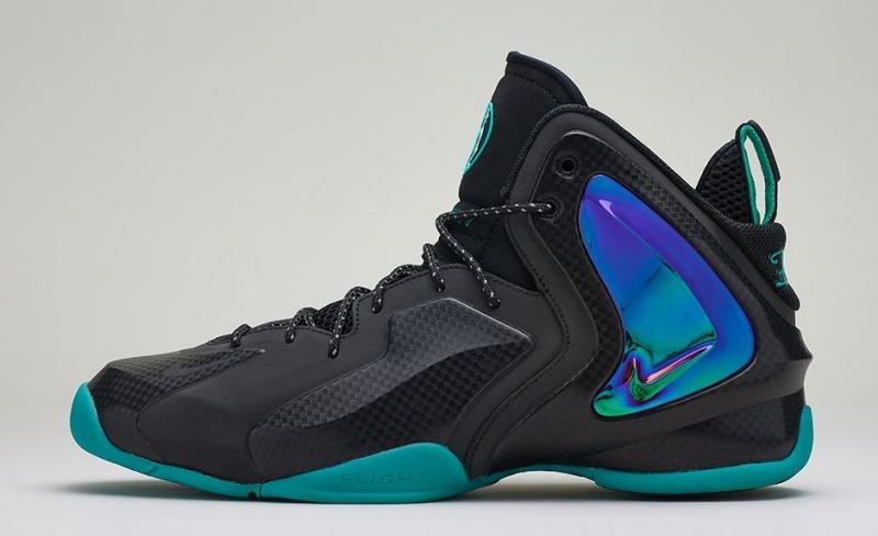 Nike Lil Penny Posite Hyper Jade
