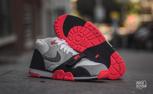 ShoeFax - Nike Air Trainer 1 Mid Premium Infrared