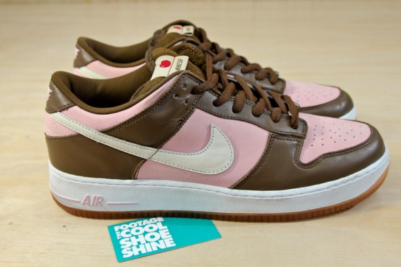ShoeFax - Nike Dunk SB Low Stussy Cherry