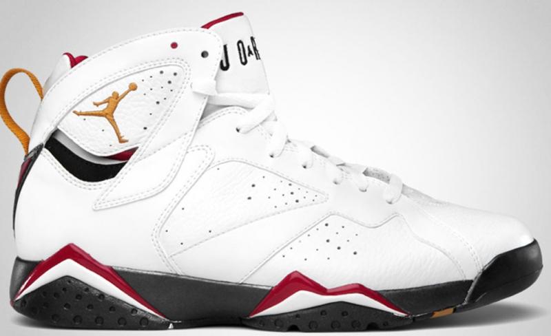 Air Jordan 7 - Cardinal (2011)
