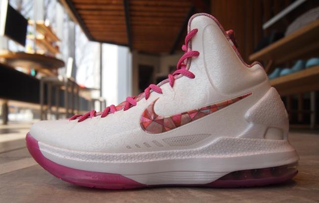 ShoeFax - Nike KD 5 Aunt Pearl