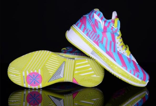Li Ning Way of Wade 2 RazFuego
