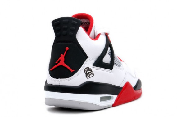 9f56ca1768d ShoeFax - Air Jordan 4 Mars Blackmon (White   Varsity Red - Black)