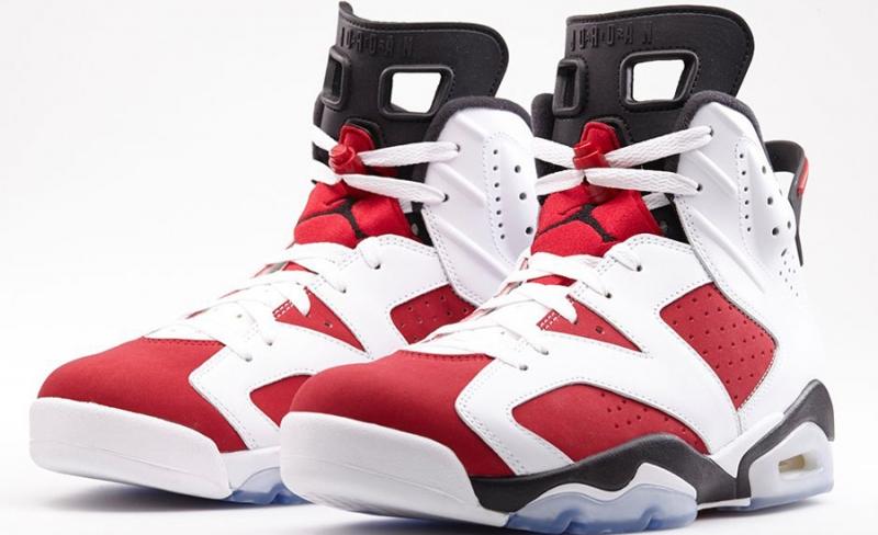 ShoeFax - Air Jordan 6 Carmine 2014