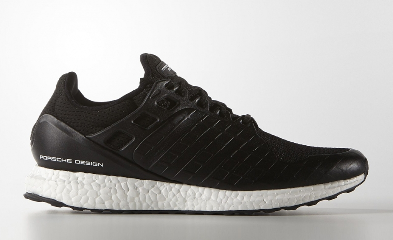 Adidas Ultra Boost Porsche Design Black