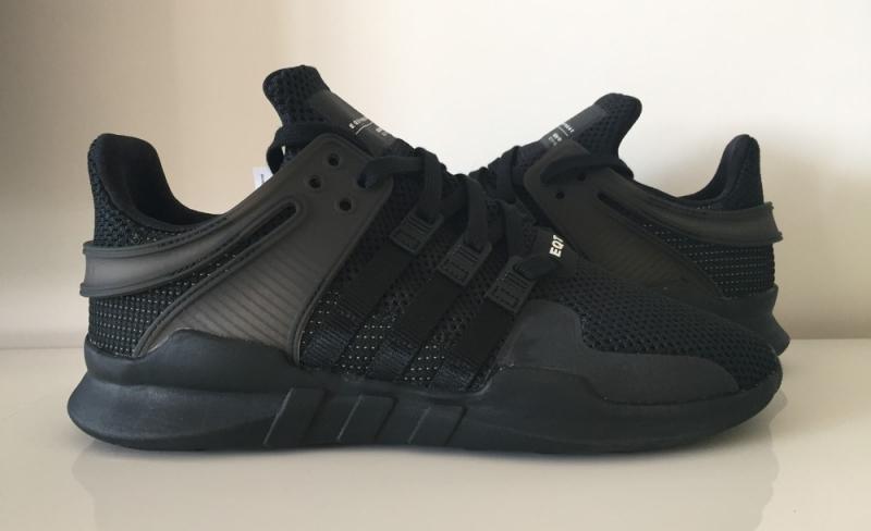 Adidas EQT Support ADV Triple Black