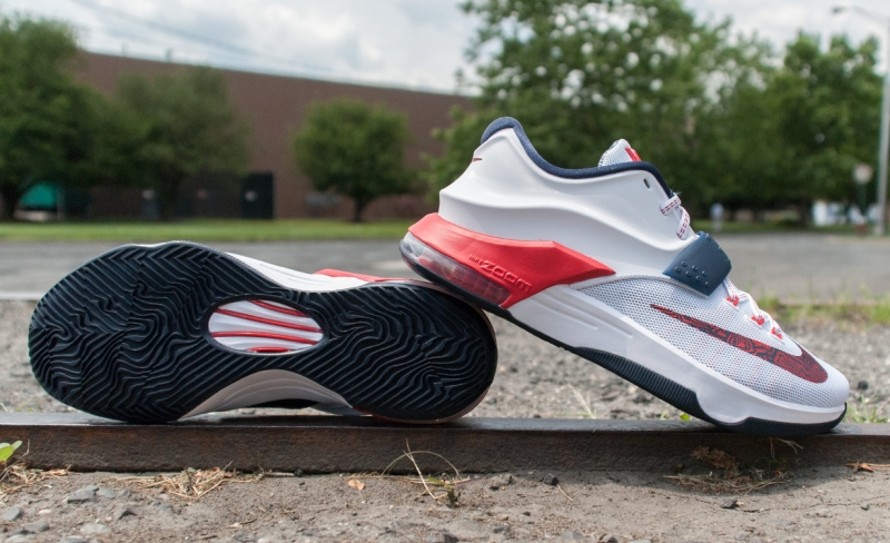 4c1878193a4 ShoeFax - Nike KD 7 July 4th Independence Day