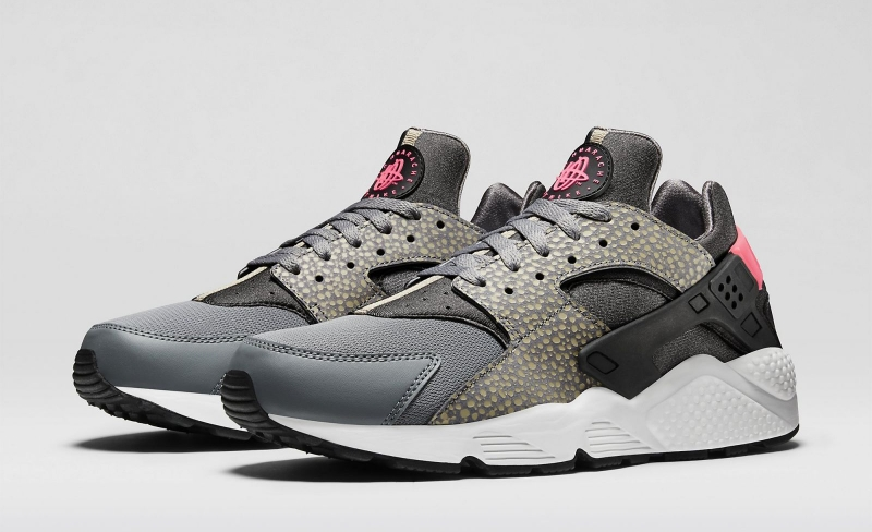 Nike Air Huarache Bamboo Safari