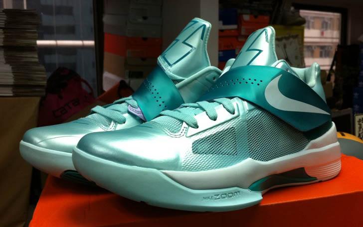 27b7c410eefa ShoeFax - Nike KD 4 Easter