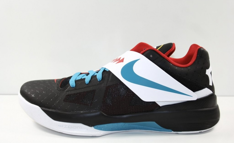 Nike KD 4 N7 Black