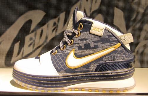 f37109165eb ShoeFax - Nike Lebron 6 Akron
