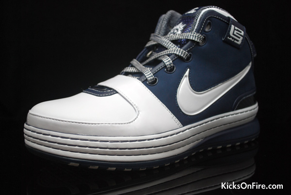 2bb53fb17201 ShoeFax - Nike Lebron 6 Yankees