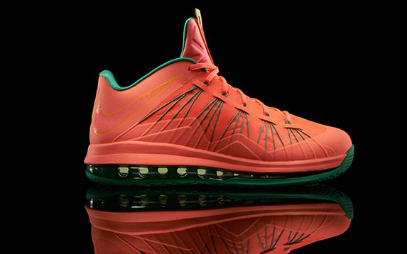ShoeFax - Nike LeBron 10 Watermelon