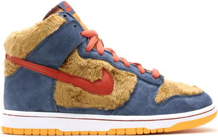 ShoeFax - Nike Dunk SB High Papa Bear