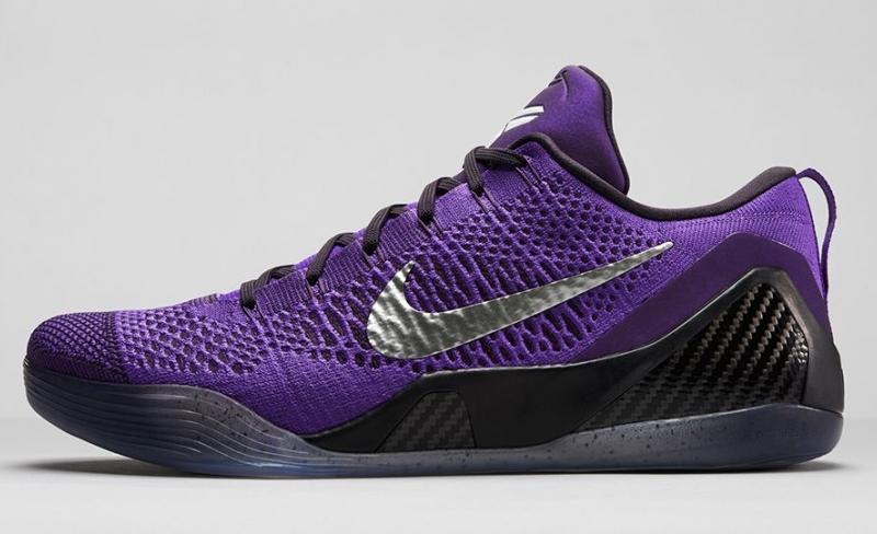 b9d7ff59e361 Nike Kobe 9 Elite Low Hyper Grape