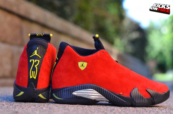 0d4476e41316 ShoeFax - Air Jordan 14 Ferrari