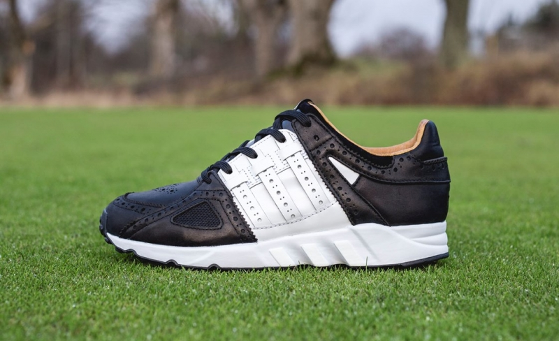 superior quality 148fb c73ae adidas EQT Guidance 93 Sneakersnstuff Tee Time
