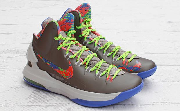7f8e324262e8 ShoeFax - Nike KD 5 Splatter