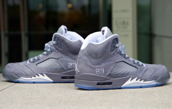 Air Jordan 5 Wolf Grey / Graphite