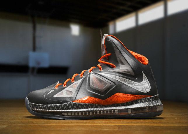 ShoeFax - Nike LeBron 10 BHM 3f0c62f84795