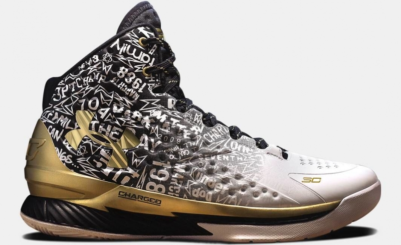 Under Armour Curry 1 Back To Back MVP Pack