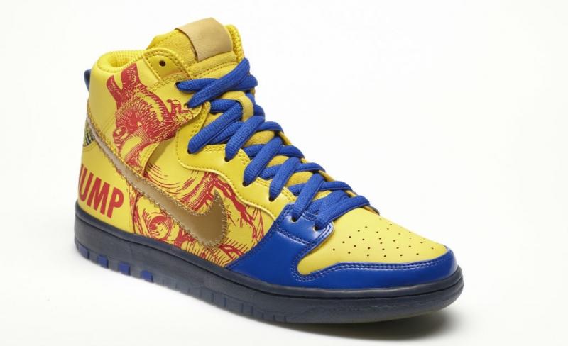 ShoeFax - Nike Dunk SB High Doernbecher DB