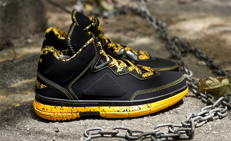 Li Ning Way of Wade 2 Caution
