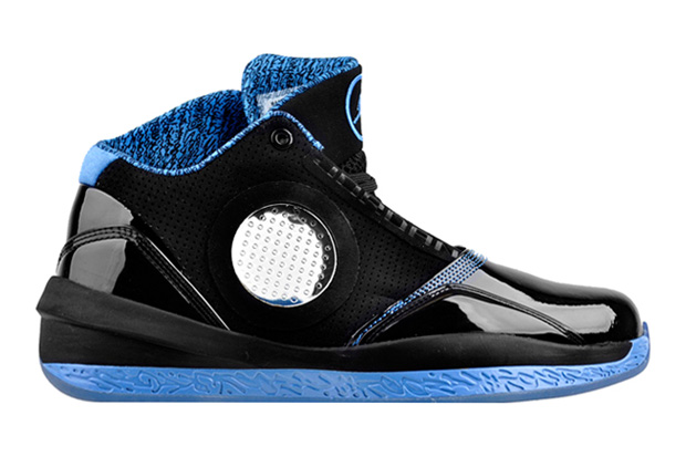Air Jordan 2010 Black / University Blue
