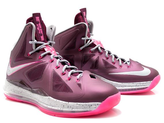 ShoeFax - Nike LeBron 10 Crown Jewel