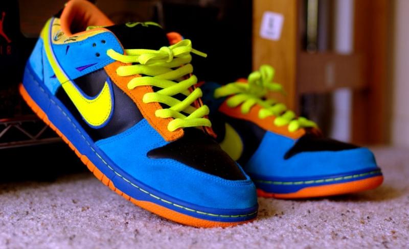 super popular 86b93 412ea Nike Dunk SB Low Skate or Die
