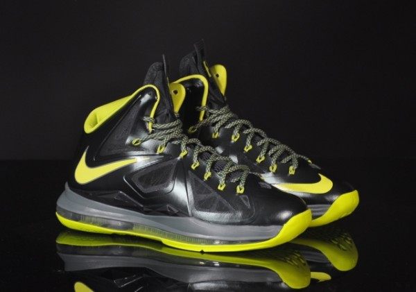 Nike LeBron 10 Dunkman