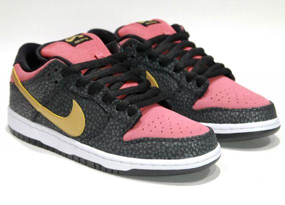 ShoeFax - Nike SB Dunk Low Brooklyn Projects Walk of Fame be8b69bba