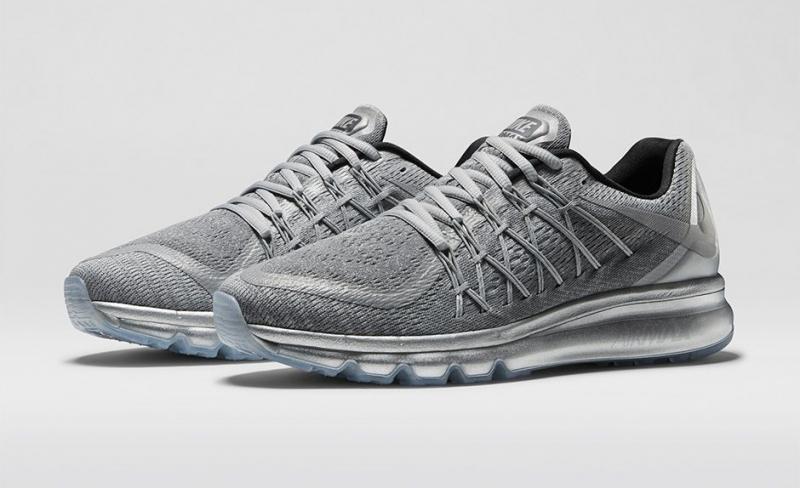 Nike Air Max 2015 Reflect Silver