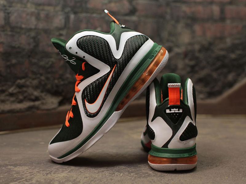Nike LeBron 9 Hurricanes