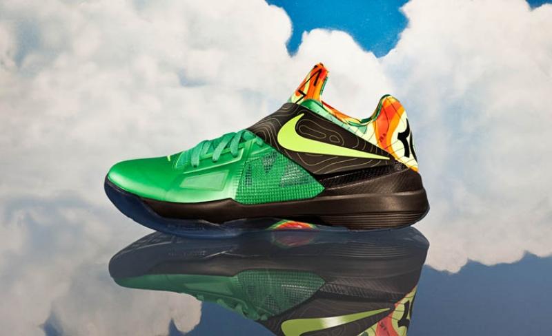 Nike KD 4 Weatherman