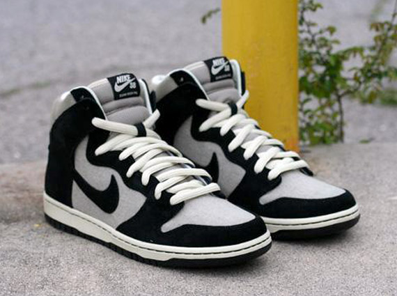 Nike Dunk High SB Fossil