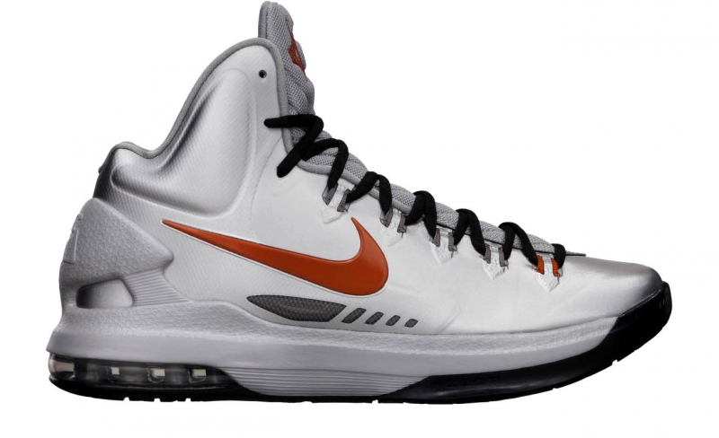 brand new 7fcb5 13708 ShoeFax - Nike KD 5 Texas