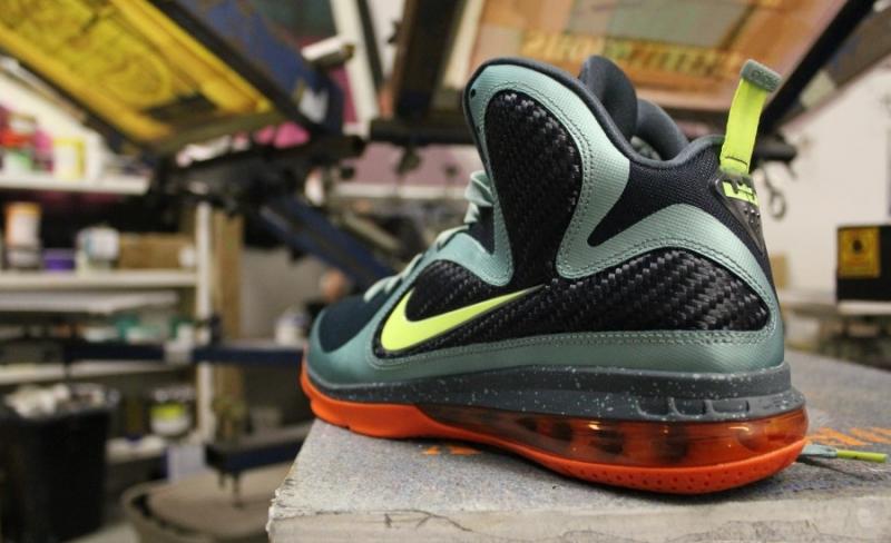 ShoeFax - Nike LeBron 9 Cannon