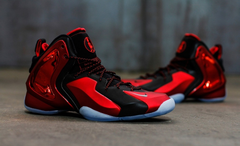 Nike Lil Penny Posite University Red / Black