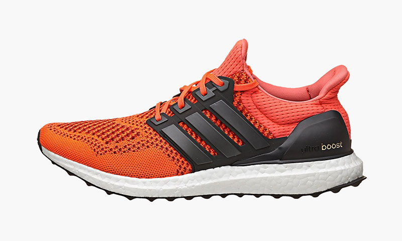 Adidas Ultra Boost Solar Red