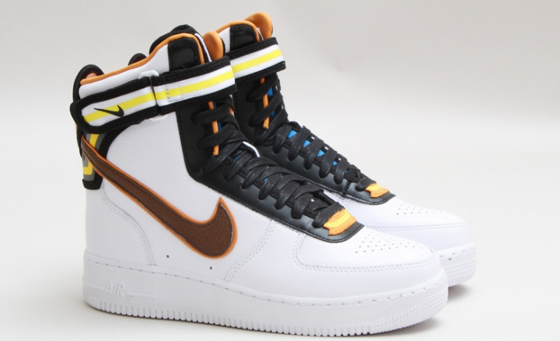 ShoeFax Riccardo Tisci x Nike Air Force 1 High