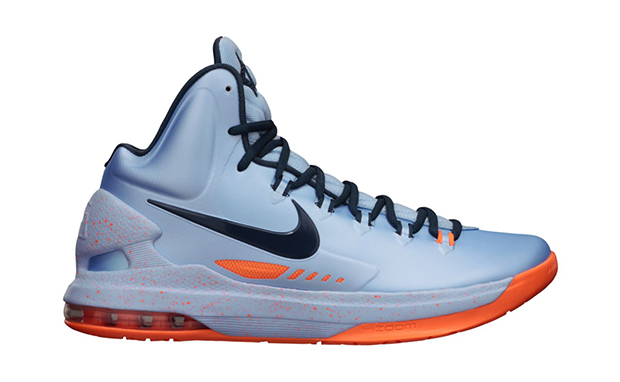 san francisco 778c9 13e64 Nike KD 5 Ice Blue