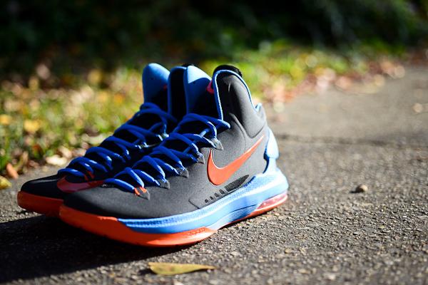 Nike KD 5 OKC