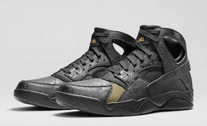 Nike Air Flight Huarache PRM Trash Talk