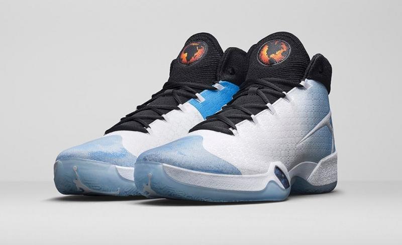best sneakers b7a6c 84535 ShoeFax - Air Jordan XXX University Blue