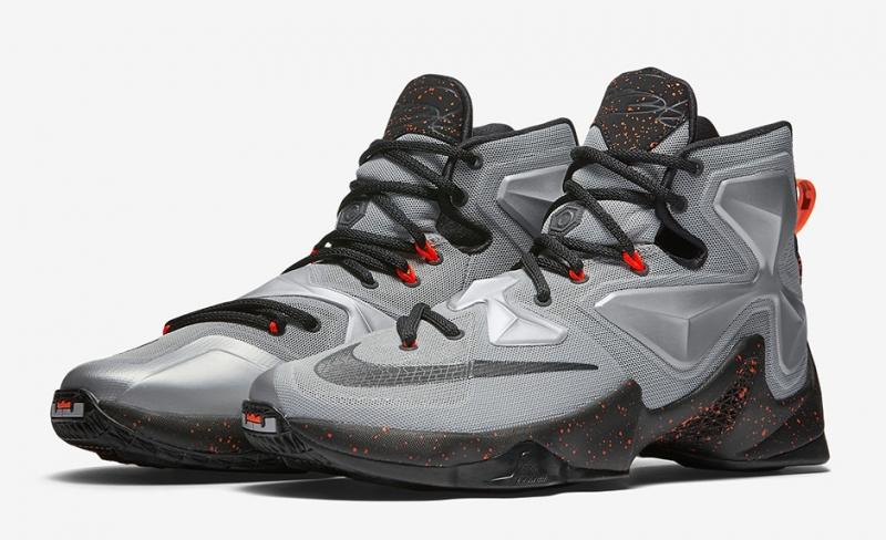 Nike LeBron 13 Lava