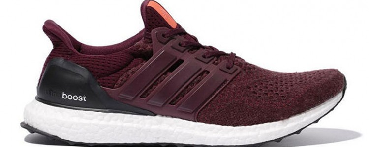 newest 55867 0371e ShoeFax - Adidas Ultra Boost Burgundy