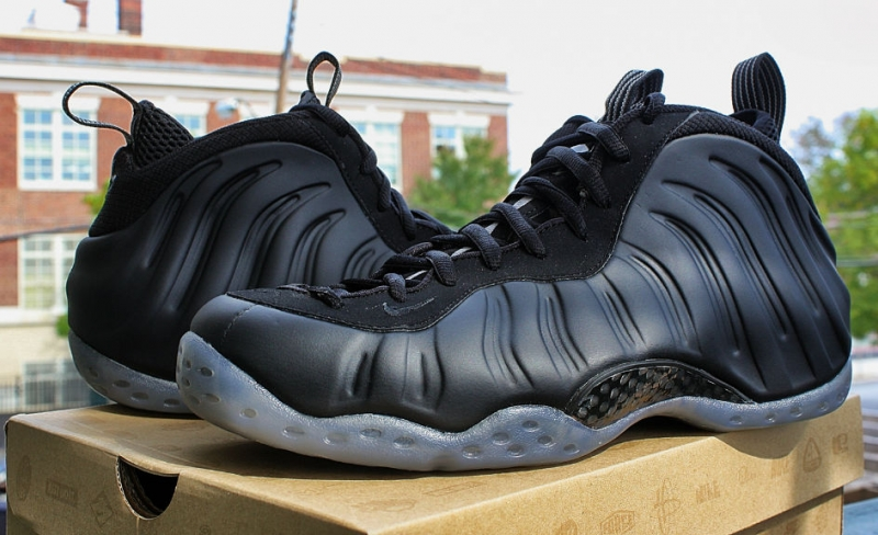 Nike Air Foamposite One Stealth / Black