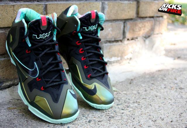 fde6ae70137d ShoeFax - Nike Lebron 11 Kings Pride