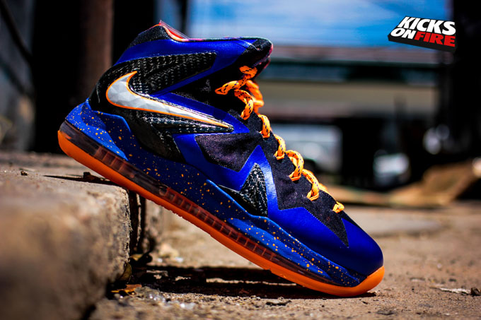 Nike LeBron 10 Superhero